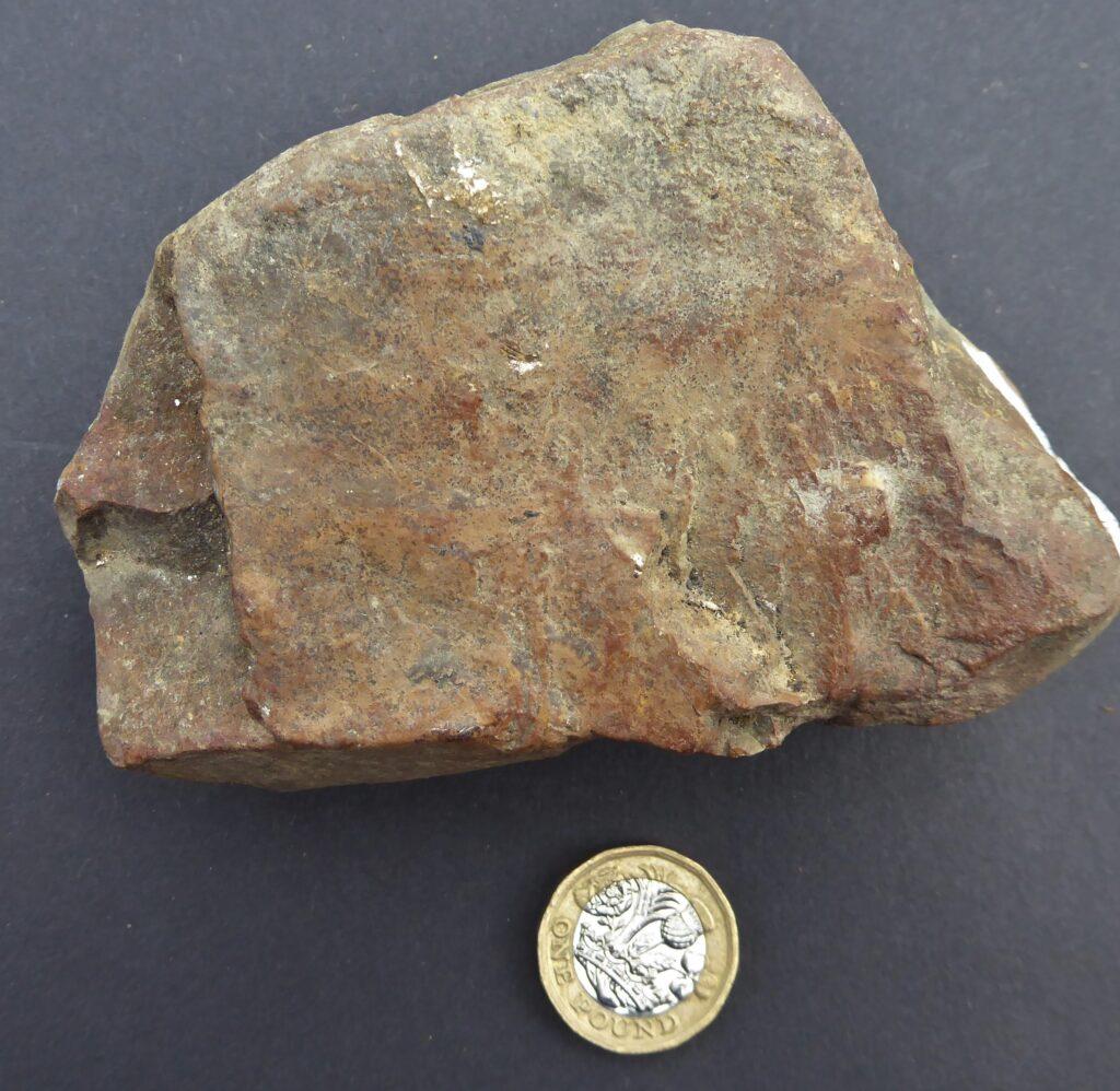 Fig 25 Ironstone nodule