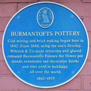Fig 48 Burmantofts Pottery. Leeds